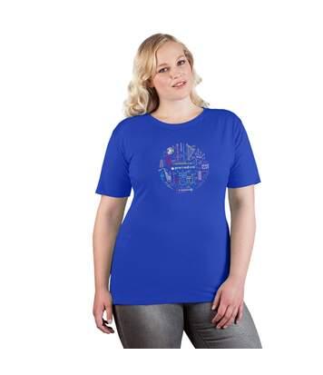 Print promodoro orchestra T-shirt premium grandes tailles Femmes