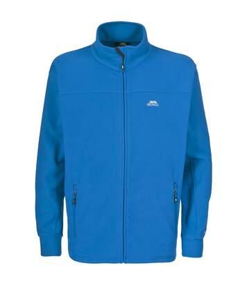 Trespass Mens Bernal Full Zip Fleece Jacket (Electric Blue) - UTTP254