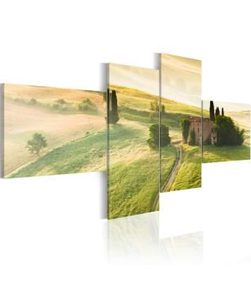 Tableau - Tranquilité en Toscane 200x90