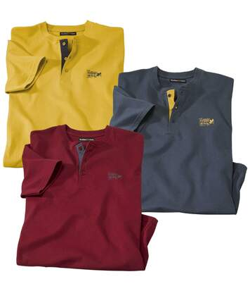 Set van 3 Canada Wild T-shirts