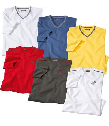 Pack of 6 Holiday T-Shirts