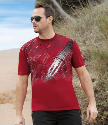Zestaw 3 t-shirtów Beach Sport