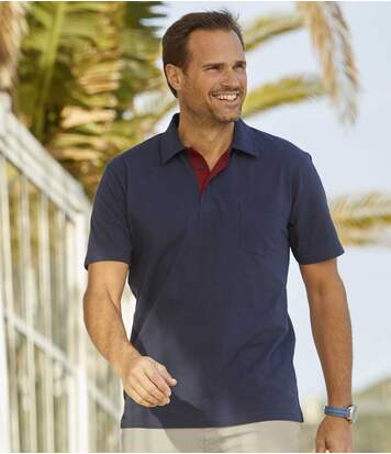 Zestaw 3 polo Sport Wear