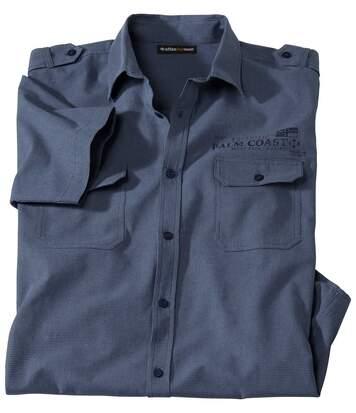 Рубашка в Стиле «Авиатор»