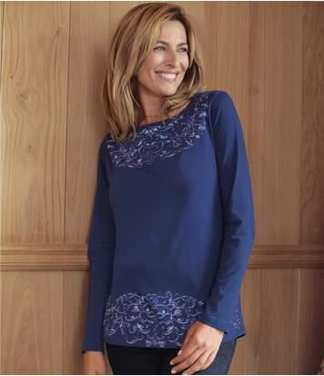 Блуза из Хлопка фото