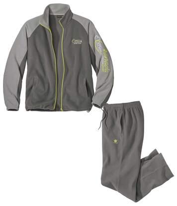Joggingpak van fleece Sport & Ontspanning