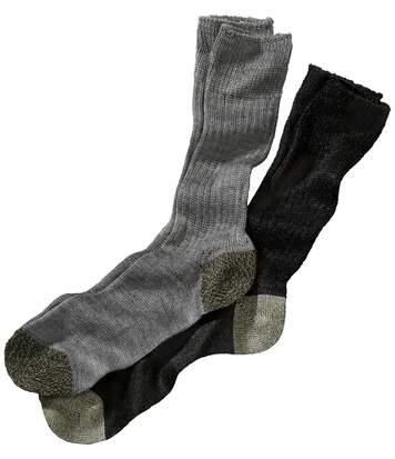 Súprava 2párov ponožiek Kevlar