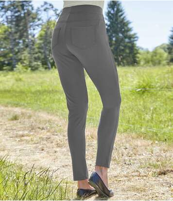 Pantalon Legging Stretch Confort