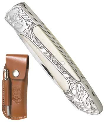 Taschenmesser mit Gravur