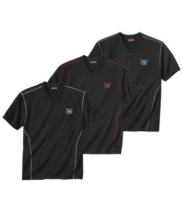 Zestaw 3 t-shirtów Sport
