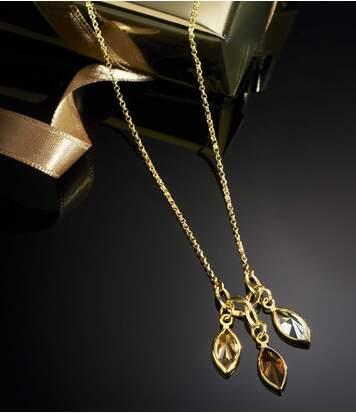 Women's Swarovski® Crystal Rain Necklace
