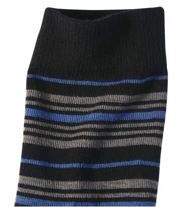 4 pár zoknit tartalmazó szett