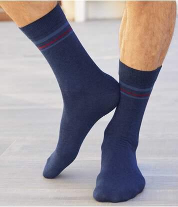 4 pár divatos zokniból álló szett