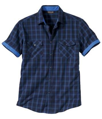 Рубашка в Клетку Atlas For Men
