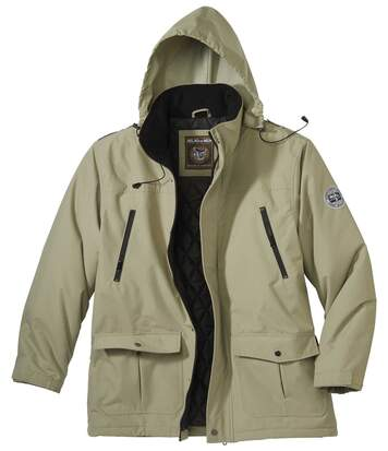 Multipocket parka Wild City