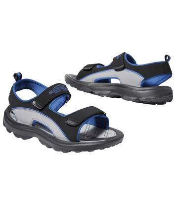 Men's Black All-Terrain Sandals