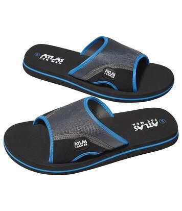 Plážové pantofle Blue Ocean