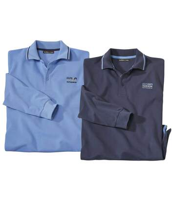 2er-Pack Poloshirts Canada Outdoor