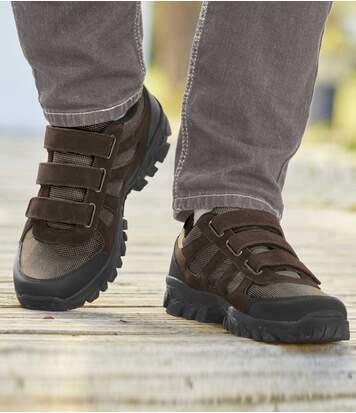 Buty z rzepami National Park