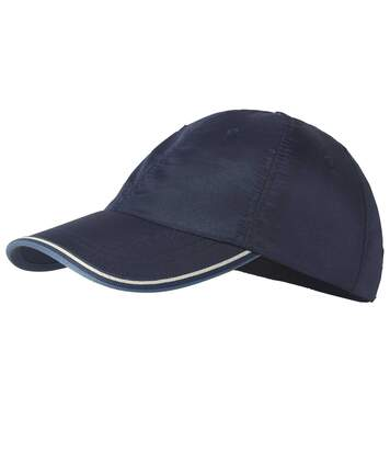 Men's Navy Microfibre Cap