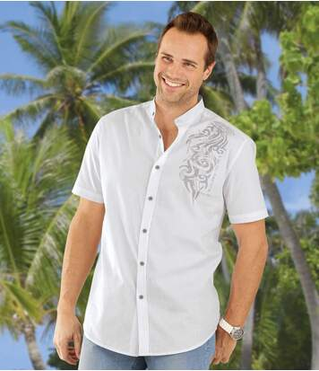 Рубашка из Хлопка от Atlas For Men