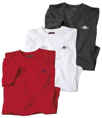 Sada 3 triček