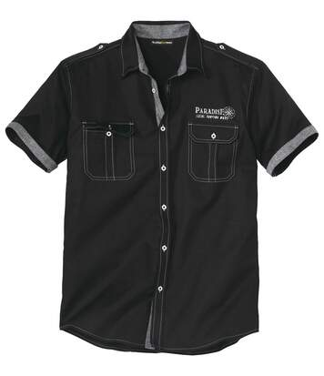 Paradise fekete pilóta ing