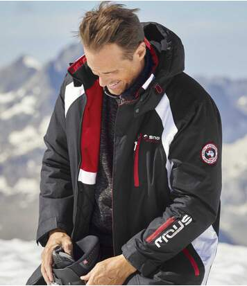 Mountain Tech kapucnis síparka