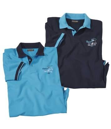 Két darabos Island Sport piké póló szett
