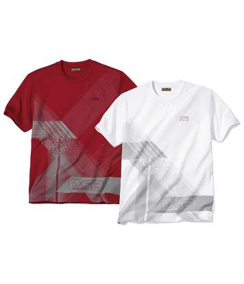 Zestaw 2 t-shirtów Sport Energy