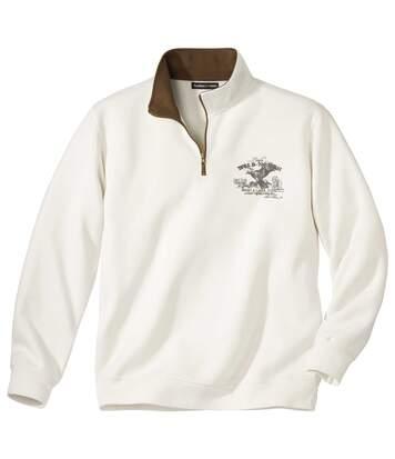 Wild North cipzáras molton pulóver
