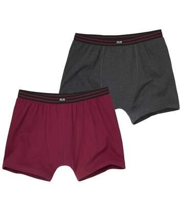 2er-Pack Boxershorts Stretch Komfort