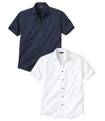 Комплект Рубашекиз Поплина — 2шт. от Atlas For Men