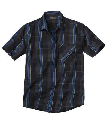 Letnia koszula w kratę