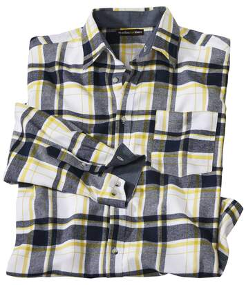 Chemise Flanelle Canada Exp.