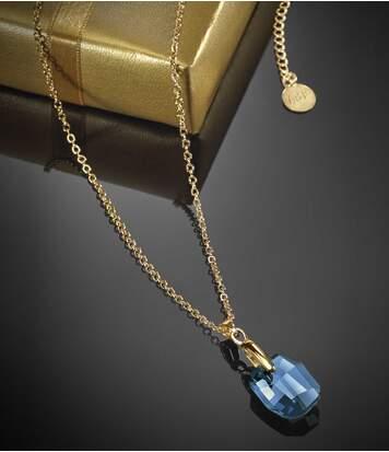 Die Halskette Ozean-Blau