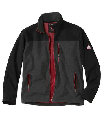 Men's Insulating Full Zip Fleece Jacket
