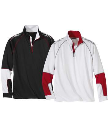 Set van 2 Sportmen sweaters