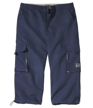 Spodnie 3/4 z mikrofibry Sailing