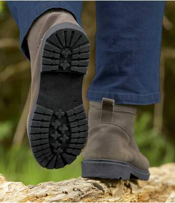 Chaussures Montantes Nature