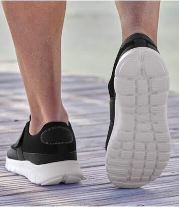 Pohodlné tenisky na suchý zip