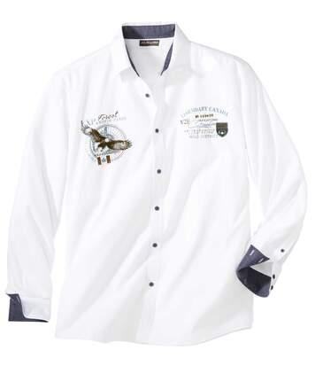 Bílá košile Severní expedice
