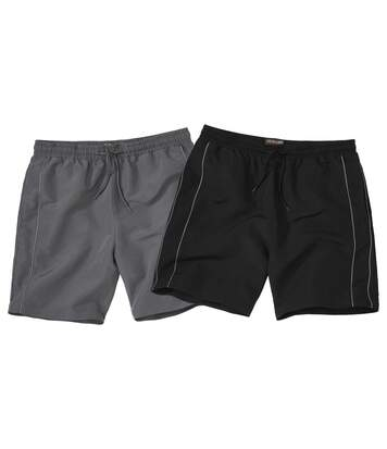 2er-Pack Shorts Beach Sport