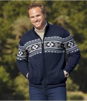 Pletený sveter Canadian Tribe