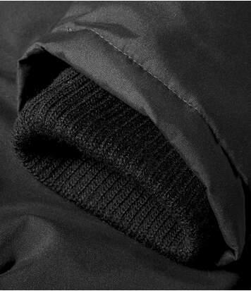 Parka Grosse Kälte mit Webpelz-Kapuze